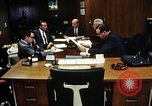 Image of NASA Apollo 204 review board investigating Apollo 1 disaster United States USA, 1967, second 10 stock footage video 65675027828