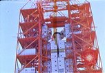 Image of Apollo 1 Service module Cape Kennedy Florida USA, 1967, second 1 stock footage video 65675027853
