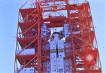 Image of Apollo 1 Service module Cape Kennedy Florida USA, 1967, second 3 stock footage video 65675027853