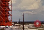 Image of NASA launch pad Cape Kennedy Florida USA, 1967, second 2 stock footage video 65675027861