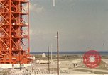 Image of NASA launch pad Cape Kennedy Florida USA, 1967, second 6 stock footage video 65675027861