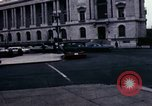 Image of Union station and Capitol building Washington DC USA, 1967, second 3 stock footage video 65675027863