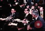 Image of Senatorial Space Hearing Washington DC USA, 1967, second 9 stock footage video 65675027865