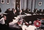 Image of Senate hearings on NASA Space Program Washington DC USA, 1967, second 1 stock footage video 65675027867