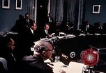 Image of Senate hearings on NASA Space Program Washington DC USA, 1967, second 2 stock footage video 65675027867