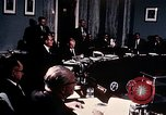 Image of Senate hearings on NASA Space Program Washington DC USA, 1967, second 3 stock footage video 65675027867