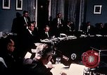Image of Senate hearings on NASA Space Program Washington DC USA, 1967, second 5 stock footage video 65675027867