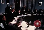 Image of Senate hearings on NASA Space Program Washington DC USA, 1967, second 6 stock footage video 65675027867