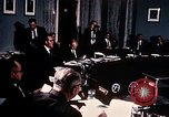Image of Senate hearings on NASA Space Program Washington DC USA, 1967, second 7 stock footage video 65675027867