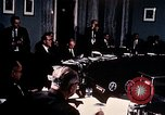 Image of Senate hearings on NASA Space Program Washington DC USA, 1967, second 8 stock footage video 65675027867