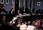 Image of Senate hearings on NASA Space Program Washington DC USA, 1967, second 9 stock footage video 65675027867