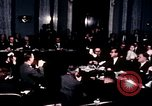 Image of Senate hearings on NASA Space Program Washington DC USA, 1967, second 11 stock footage video 65675027867