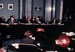 Image of Senate Hearing on NASA Washington DC USA, 1967, second 12 stock footage video 65675027868