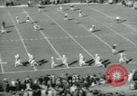 Image of Columbia and Dartmouth football Baker Field New York USA, 1961, second 8 stock footage video 65675027887