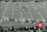 Image of Columbia and Dartmouth football Baker Field New York USA, 1961, second 10 stock footage video 65675027887