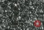 Image of Harvard and Princeton football game Cambridge Massachusetts USA, 1961, second 6 stock footage video 65675027888