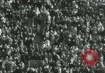 Image of Harvard and Princeton football game Cambridge Massachusetts USA, 1961, second 9 stock footage video 65675027888