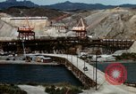 Image of Davis Dam under construction Arizona United States USA, 1939, second 7 stock footage video 65675027893