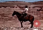Image of Cowboys and ranches in Arizona Arizona United States USA, 1939, second 1 stock footage video 65675027894