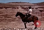 Image of Cowboys and ranches in Arizona Arizona United States USA, 1939, second 4 stock footage video 65675027894