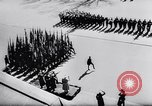 Image of Military parade on  Heldengedenktag Berlin Germany, 1943, second 2 stock footage video 65675027903