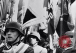 Image of Military parade on  Heldengedenktag Berlin Germany, 1943, second 10 stock footage video 65675027903