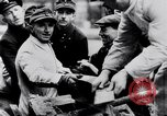 Image of German people work together to build defenses Berlin Germany, 1945, second 2 stock footage video 65675027908