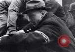 Image of German people work together to build defenses Berlin Germany, 1945, second 5 stock footage video 65675027908