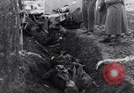 Image of massacre caused by Soviet troops Germany, 1945, second 12 stock footage video 65675027913