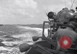 Image of destroyer ship Atlantic Ocean, 1943, second 10 stock footage video 65675027914