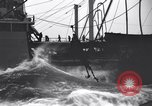 Image of extension of fueling lines Atlantic Ocean, 1945, second 2 stock footage video 65675027918