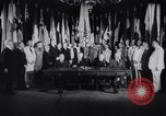 Image of President Franklin Roosevelt United States USA, 1943, second 8 stock footage video 65675027921