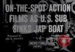 Image of United States submarine Pacific Ocean, 1943, second 2 stock footage video 65675027924
