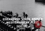 Image of General Eisenhower Alexandria Egypt, 1943, second 4 stock footage video 65675027926