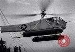 Image of Sikorsky YR 4 helicopter United States USA, 1943, second 11 stock footage video 65675027927