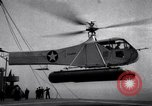 Image of Sikorsky YR 4 helicopter United States USA, 1943, second 12 stock footage video 65675027927
