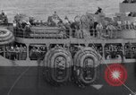 Image of convoy underway Atlantic Ocean, 1943, second 2 stock footage video 65675027933