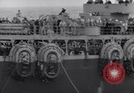 Image of convoy underway Atlantic Ocean, 1943, second 4 stock footage video 65675027933
