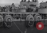Image of convoy underway Atlantic Ocean, 1943, second 5 stock footage video 65675027933