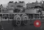 Image of convoy underway Atlantic Ocean, 1943, second 7 stock footage video 65675027933