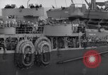 Image of convoy underway Atlantic Ocean, 1943, second 8 stock footage video 65675027933