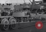 Image of convoy underway Atlantic Ocean, 1943, second 9 stock footage video 65675027933