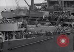 Image of convoy underway Atlantic Ocean, 1943, second 11 stock footage video 65675027933