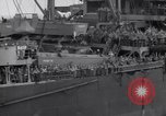 Image of convoy underway Atlantic Ocean, 1943, second 12 stock footage video 65675027933
