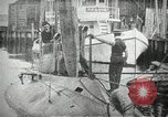 Image of Plunger Class submarine firing a torpedo New Suffolk New York USA, 1904, second 9 stock footage video 65675027950