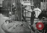 Image of Plunger Class submarine firing a torpedo New Suffolk New York USA, 1904, second 12 stock footage video 65675027950