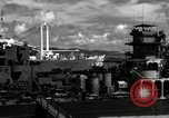 Image of USS Tranquility Apra Harbor Guam, 1945, second 5 stock footage video 65675027953