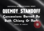 Image of Cold War China Quemoy standoff China, 1958, second 3 stock footage video 65675027976