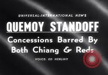 Image of Cold War China Quemoy standoff China, 1958, second 4 stock footage video 65675027976