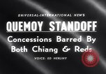 Image of Cold War China Quemoy standoff China, 1958, second 5 stock footage video 65675027976